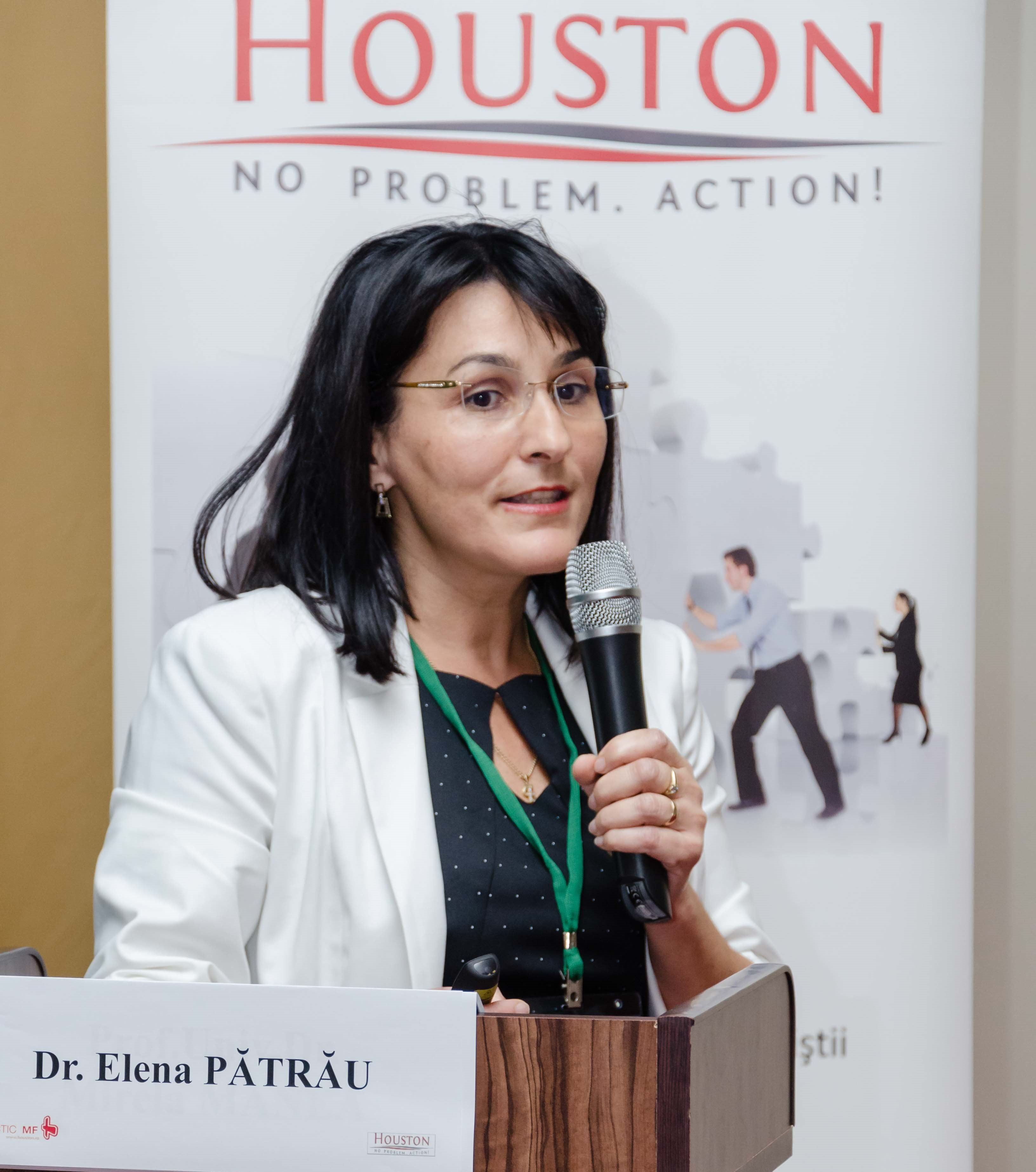 Interviu  cu Dr. Pătrău Elena, lector Practic MF ed. 25, Baile Herculane despre importanța efectuării tușeului rectal în practica medicului de familie